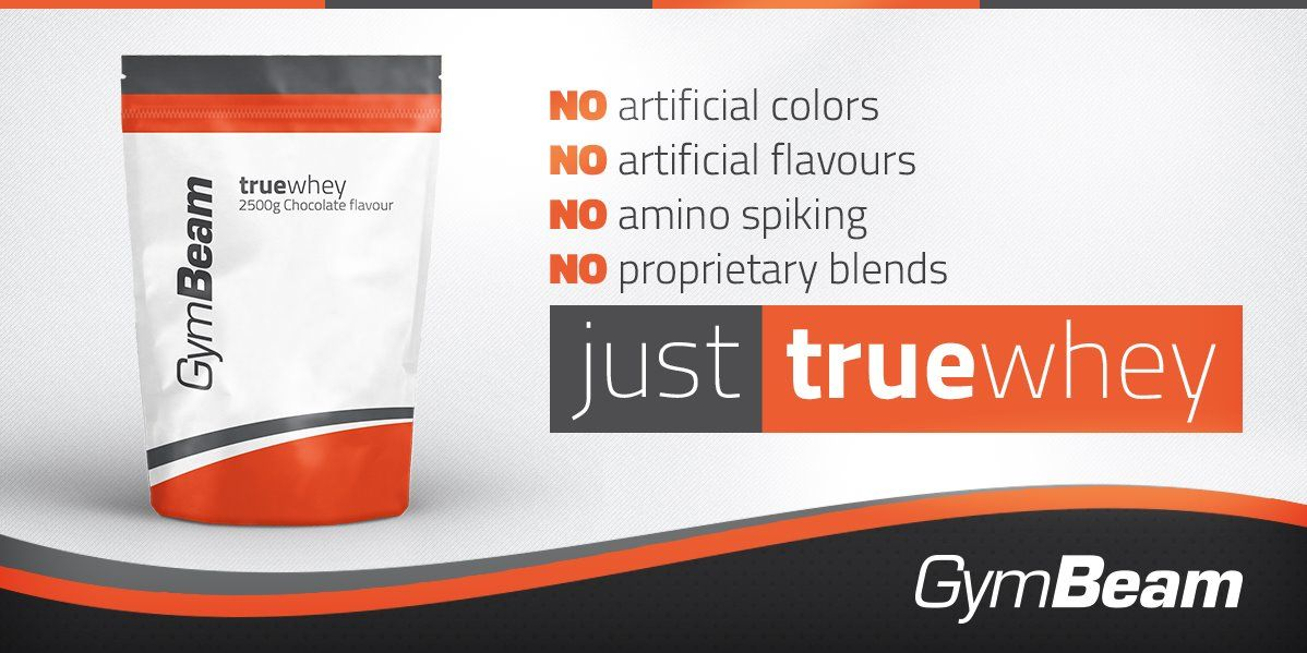 Proteín True Whey - GymBeam
