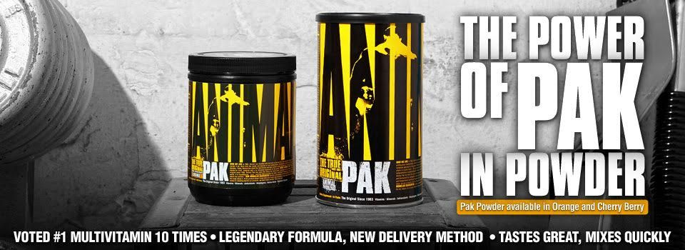animal pak powder universal