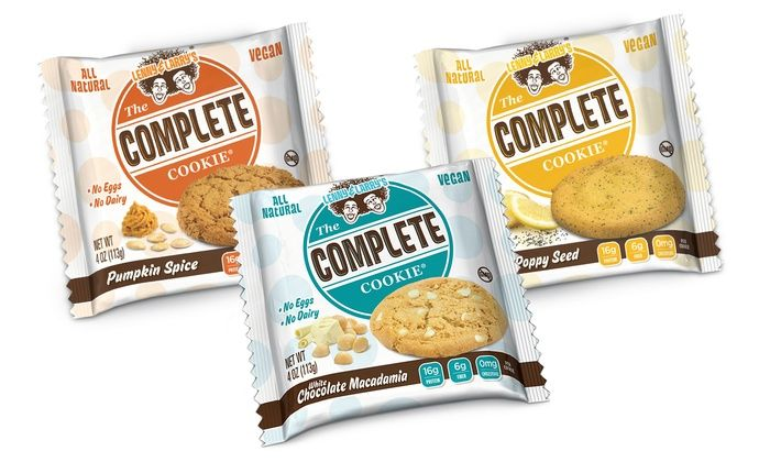 The Complete Cookie sušienka proteínový snack