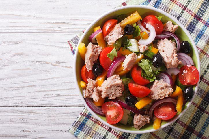 Tuniakové filety v olivovom oleji Orange Cinamon 120 g - Aveiro