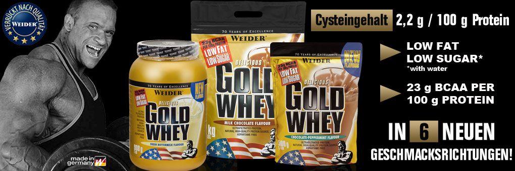 weider gold whey protein