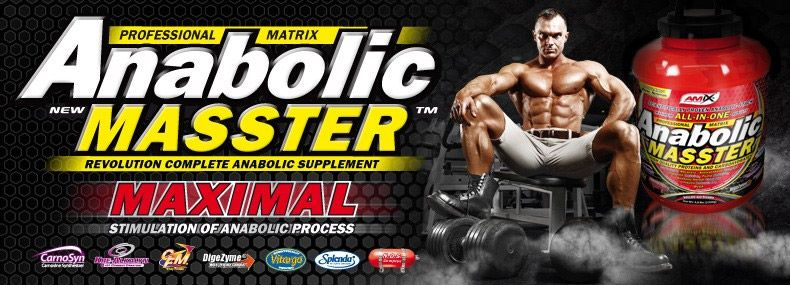 Anabolic Masster - Amix