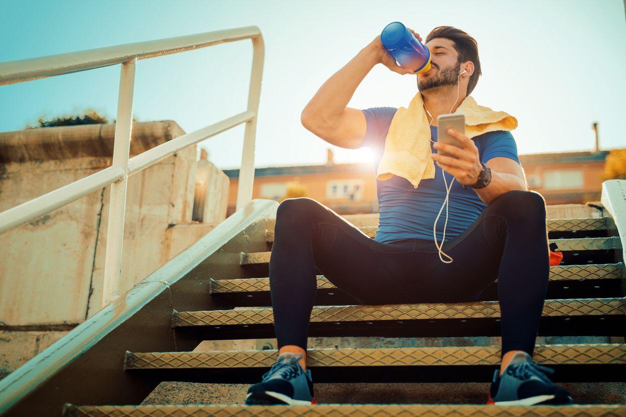 ChampION Sports Fuel amix hypotonický športový nápoj