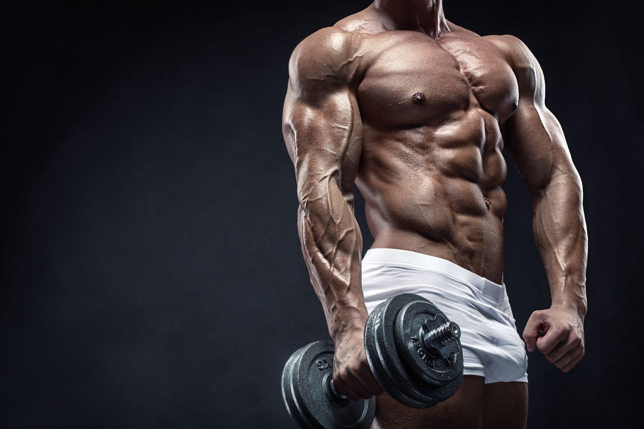 DAA Gymbeam na zvýšenie testosterónu