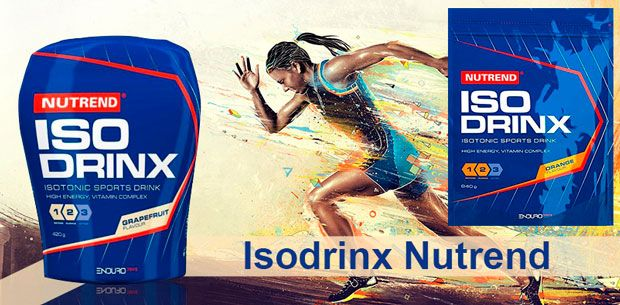 Isodrinx športový nápoj