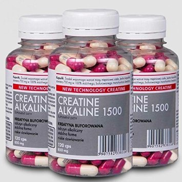 kreatín alkalín