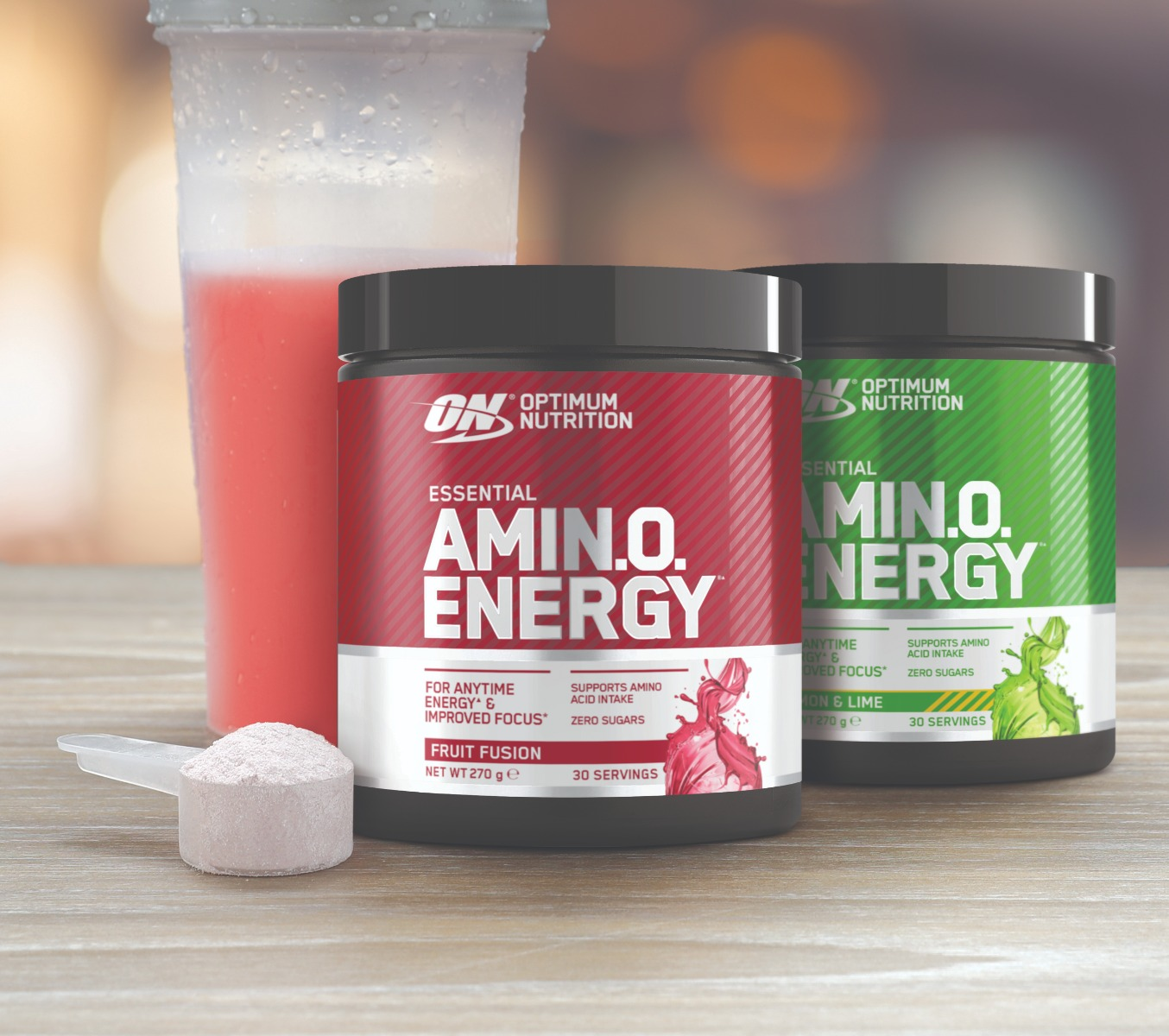 Aminokyseliny Amino Energy - Optimum Nutrition
