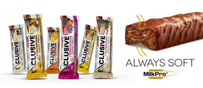 Exclusive Protein Bar 85 g - Amix