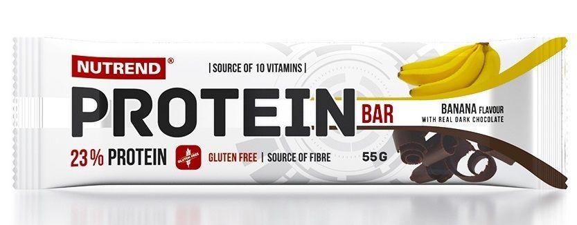 protein bar proteínová tyčinka - nutrend