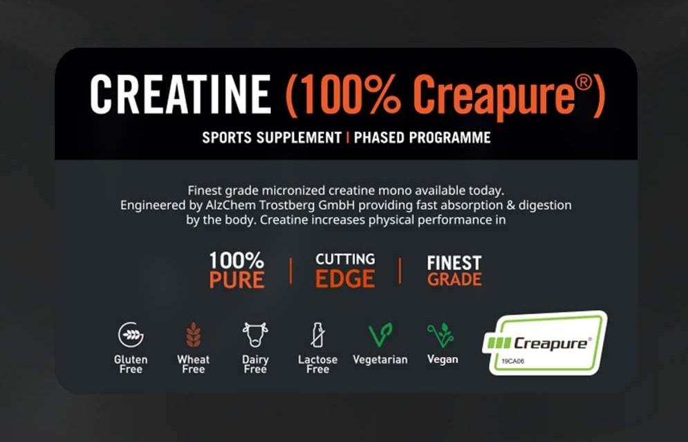 TPW Creatine (100% Creapure®)