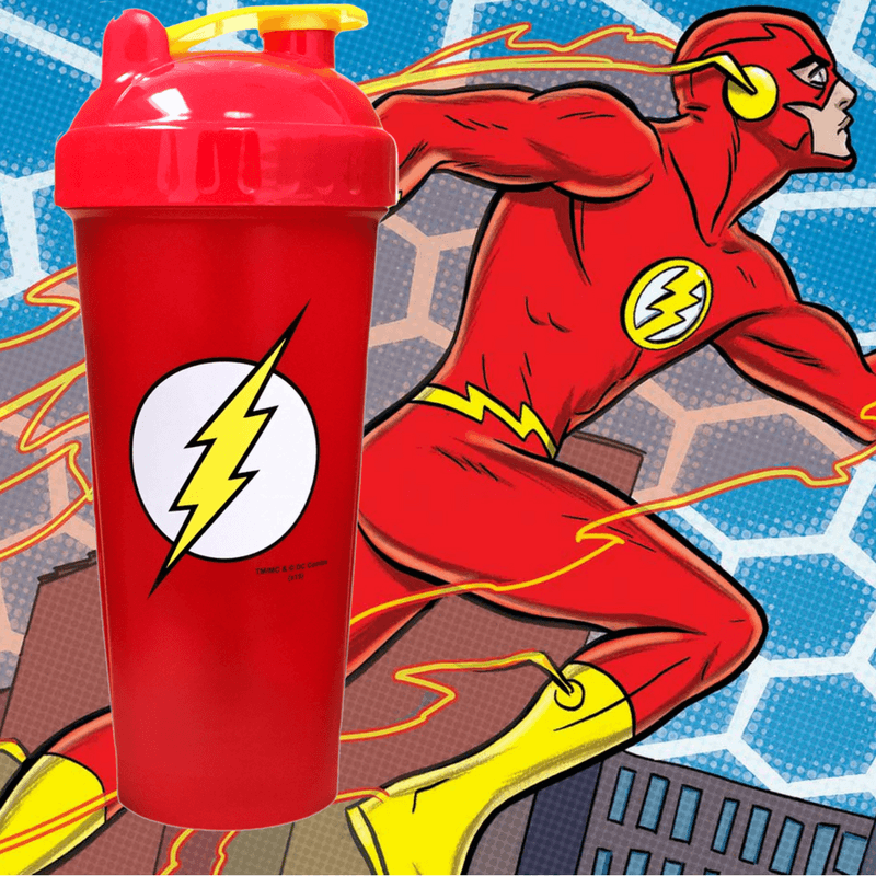 Performa Flash šejker - superhrdina