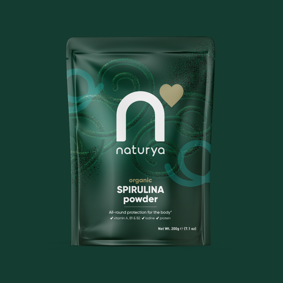 BIO Spirulina - Naturya