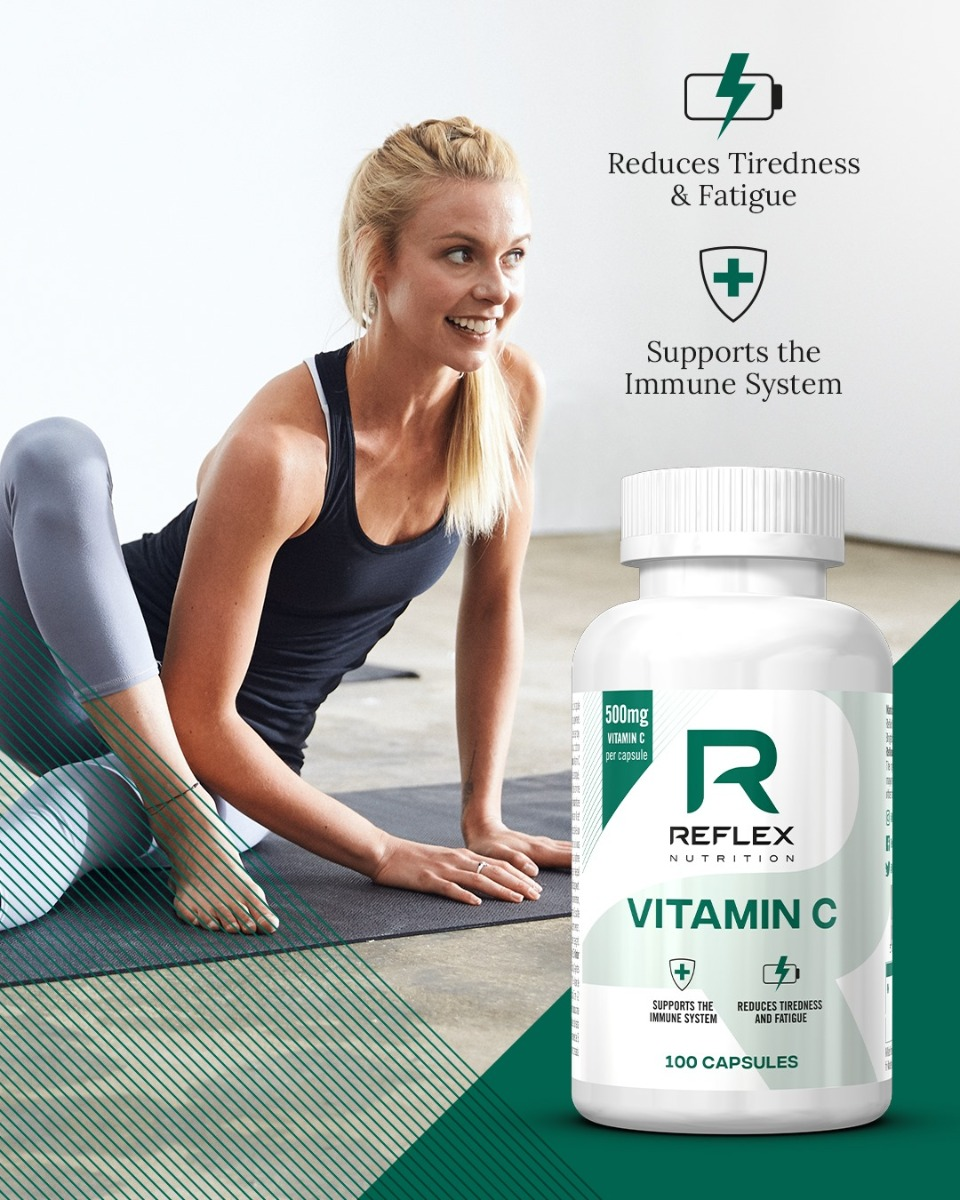 Vitamín C - Reflex Nutrition