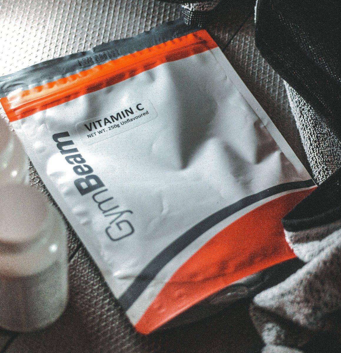 vitamín C 1000 powder - GymBeam