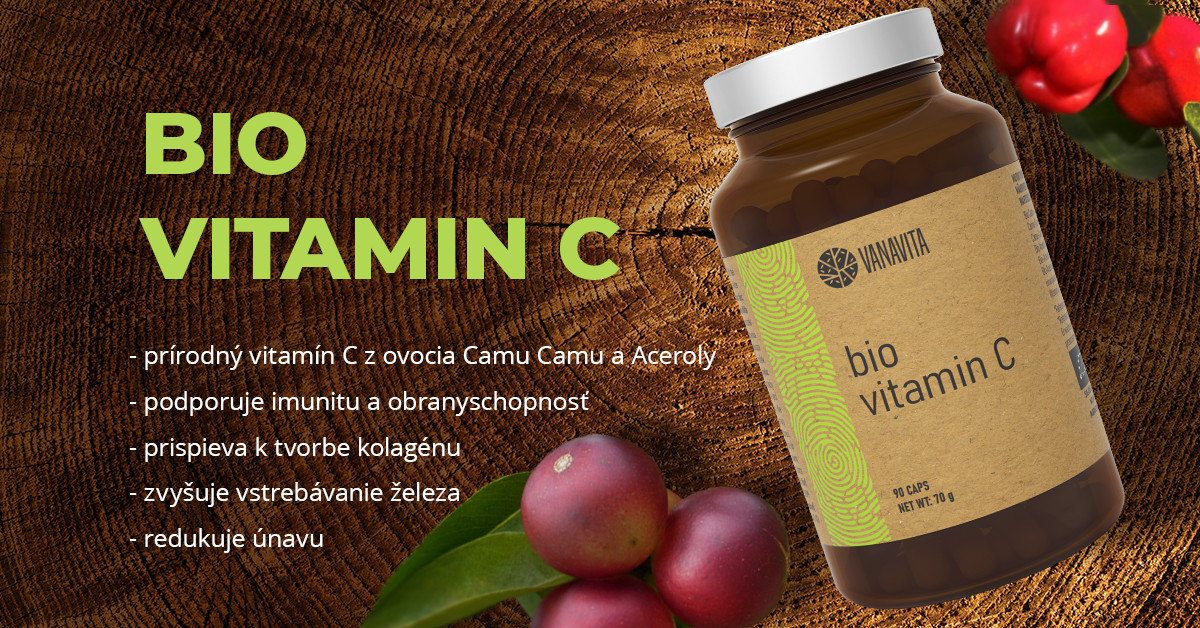 BIO Vitamín C - VanaVita