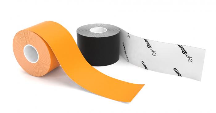 Kineziologická tejpovacia páska K tape Orange - GymBeam