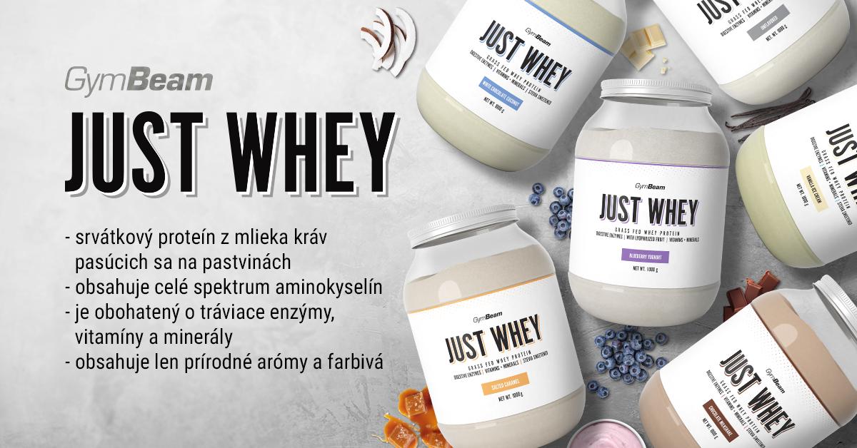 Proteín Just Whey - GymBeam